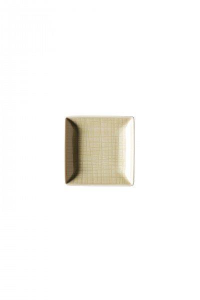 Rosenthal Mesh Cream - Schale quadr. 10 cm