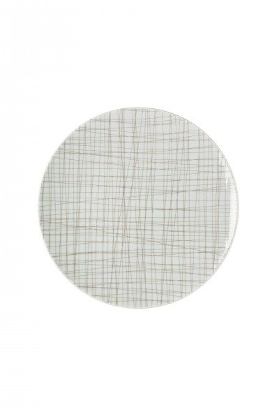 Rosenthal Mesh Line Walnut - Teller flach 24 cm