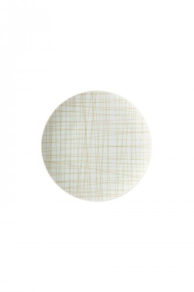 Rosenthal Mesh Line Cream - Teller flach 17 cm