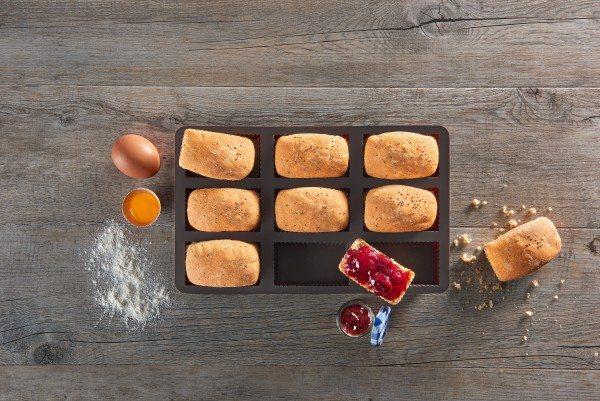 Lurch - Flexiform Brownie 9fach braun