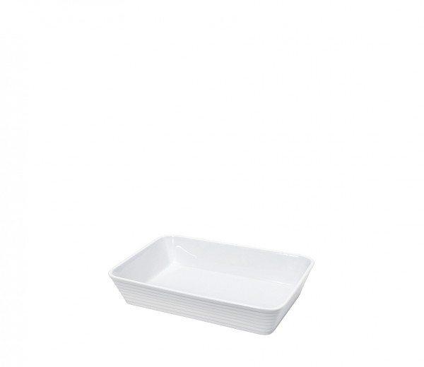 Küchenprofi - Auflaufform rechteckig 20cm BURGUND