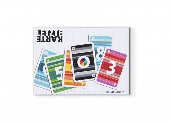 Remember - Letzte Karte