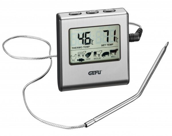 Gefu - Digitales Bratenthermometer TEMPERE