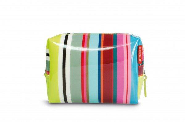 Remember - Washbag large 'Colour Stripes'