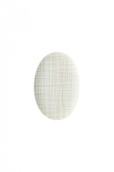 Rosenthal Mesh Line Cream - Platte 18 cm