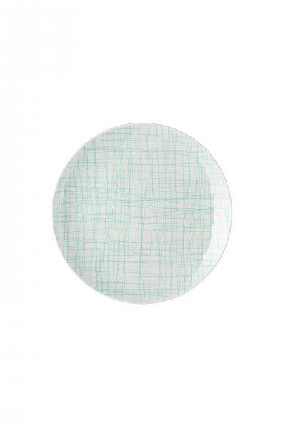 Rosenthal Mesh Line Aqua - Teller flach 21 cm