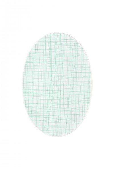 Rosenthal Mesh Line Aqua - Platte 30 cm