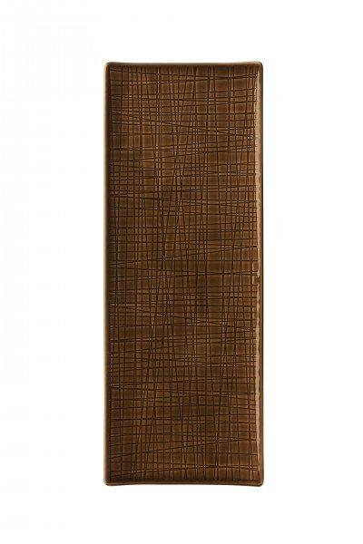 Rosenthal Mesh - Platte flach 34x13cm