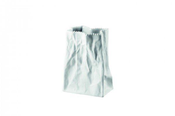 Rosenthal Do not litter - Tütenvase 14 cm