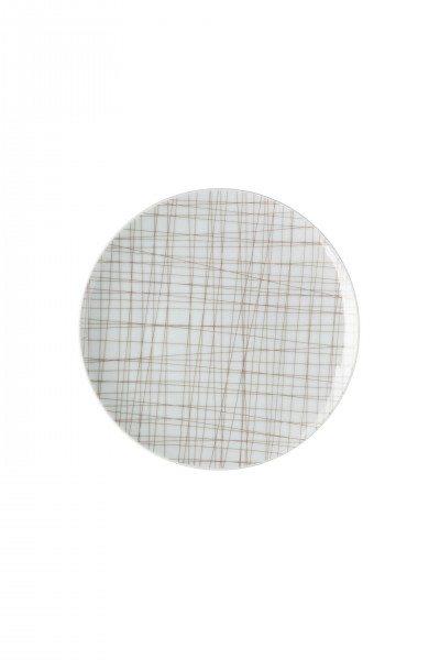 Rosenthal Mesh Line Walnut - Teller flach 17 cm