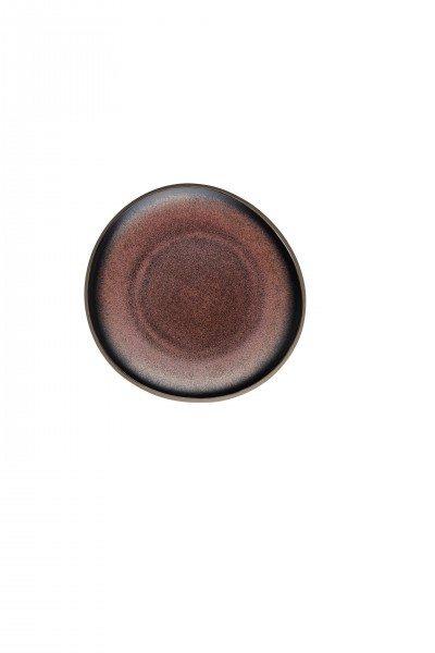 Rosenthal Junto Bronze - Teller flach 16 cm