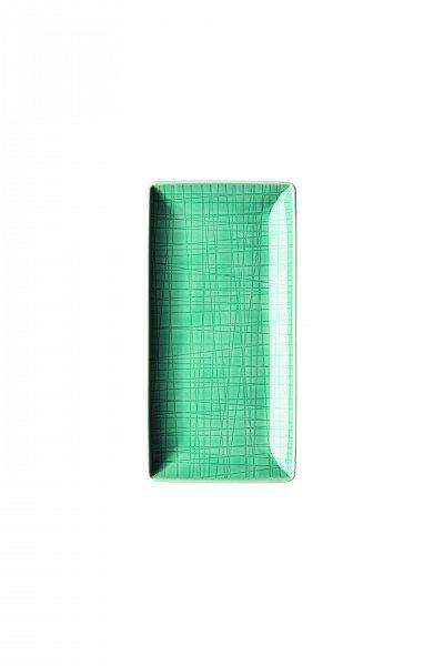 Rosenthal Mesh Aqua - Schale 20x10 cm