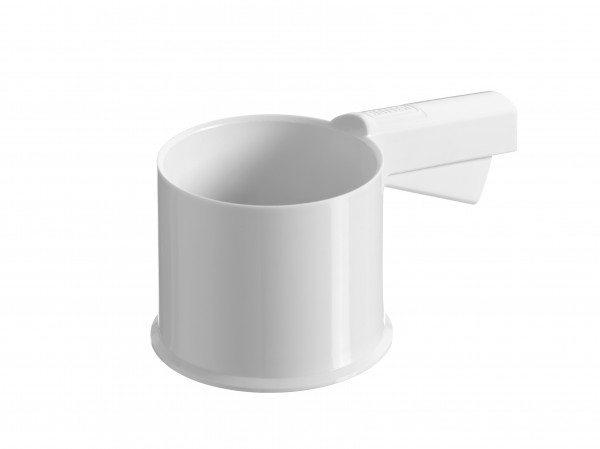 Kaiser - Einhand-Mehlsieb Kunststoff