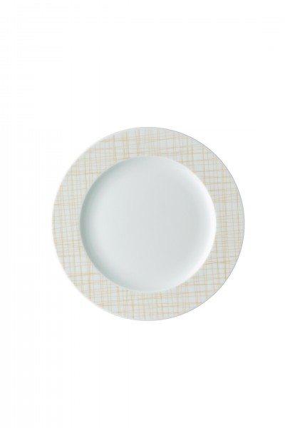 Rosenthal Mesh Line Cream - Teller flach 23cm/Fa