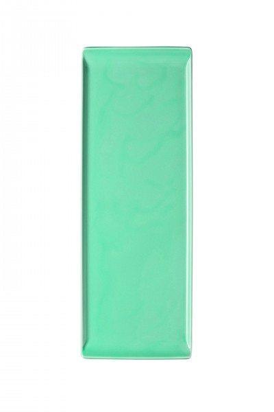 Rosenthal Mesh Aqua - Platte flach 41x15 cm