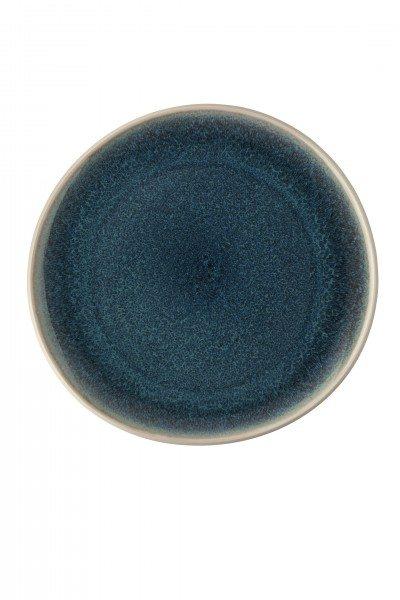 Rosenthal Junto Aquamarin - Teller flach 25 cm