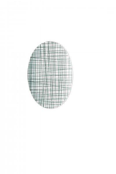 Rosenthal Mesh Line Forest - Platte 25 cm