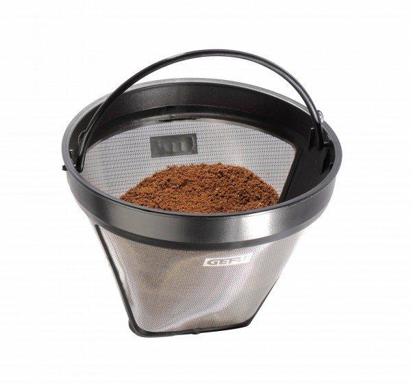 Gefu - Kaffeefilter Dauereinsatz ARABICA mit Mikrofilter-Struktur