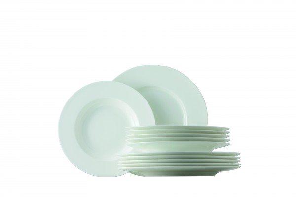 Rosenthal Jade - Tafelset 12-tlg.