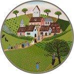 Villeroy&Boch Charm&breakfast Design Naif - Tortenplatte rund 30cm