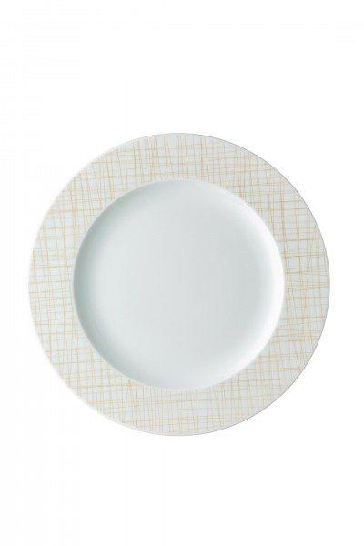 Rosenthal Mesh Line Cream - Teller flach 28cm/Fa
