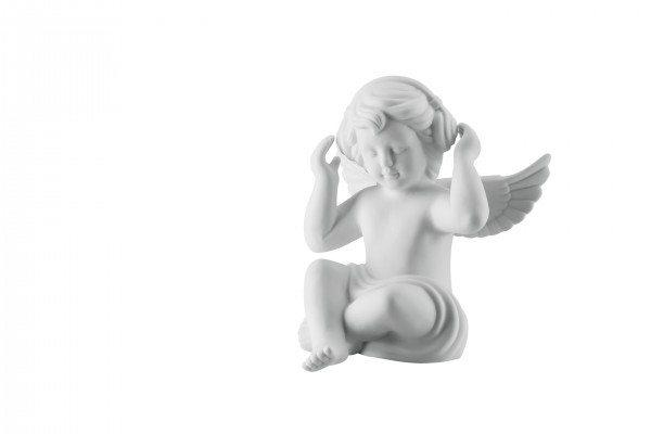 Rosenthal Engel klein - Engel mit Kopfhörer