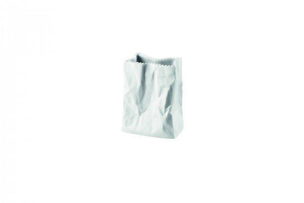 Rosenthal Do not litter - Tütenvase 10 cm