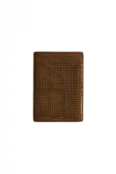 Rosenthal Mesh - Platte flach 18x13cm