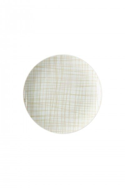 Rosenthal Mesh Line Cream - Teller flach 19 cm