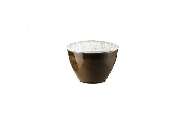 Rosenthal Mesh Line Walnut - Zuckerdose