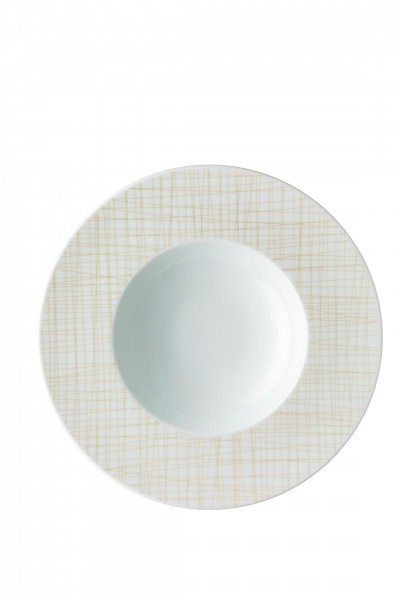 Rosenthal Mesh Line Cream - Teller tief 28 cm/Fa
