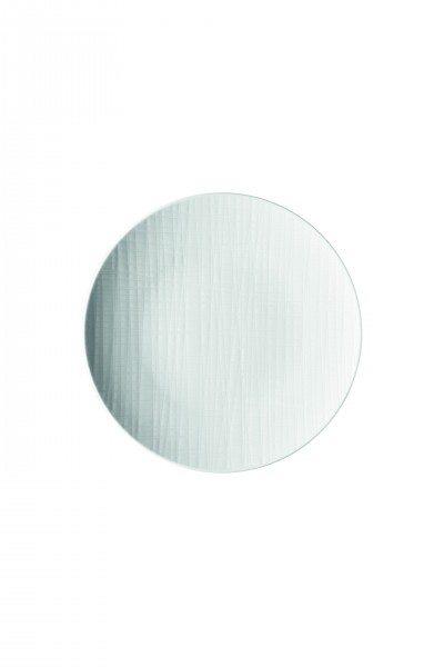 Rosenthal Mesh Weiß - Teller flach 24 cm