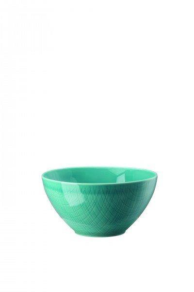 Rosenthal Mesh Aqua - Schale hoch 18 cm