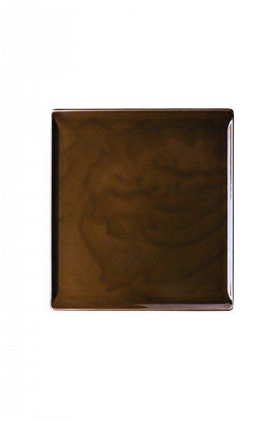Rosenthal Mesh - Platte flach 26x24cm