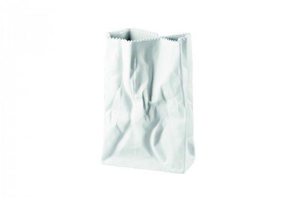 Rosenthal Do not litter - Tütenvase 18 cm