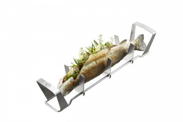 Gefu - Fischhalter BBQ