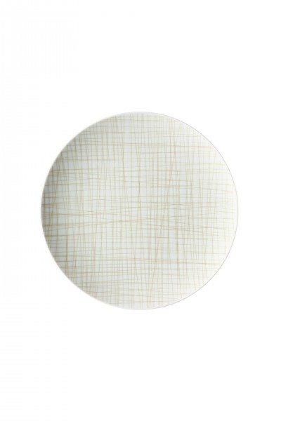 Rosenthal Mesh Line Cream - Teller flach 27 cm