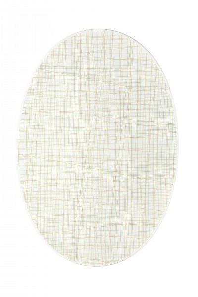 Rosenthal Mesh Line Cream - Platte 42 cm