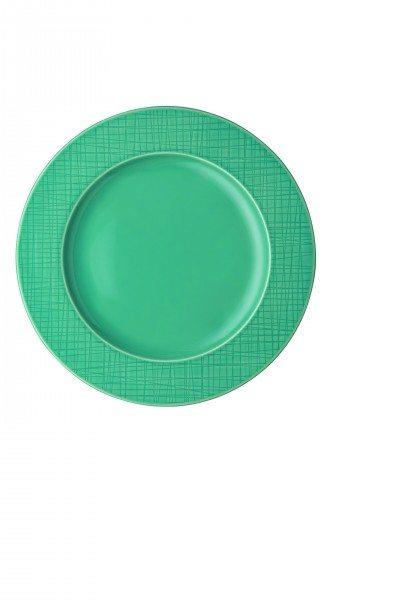 Rosenthal Mesh Aqua - Teller flach 28 cm/Fahne