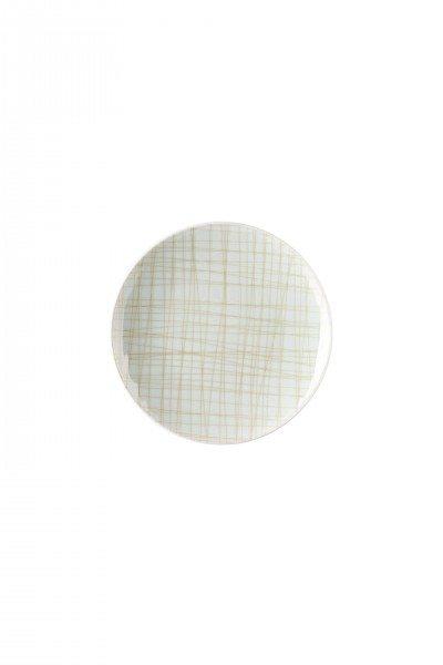 Rosenthal Mesh Line Cream - Teller flach 15 cm