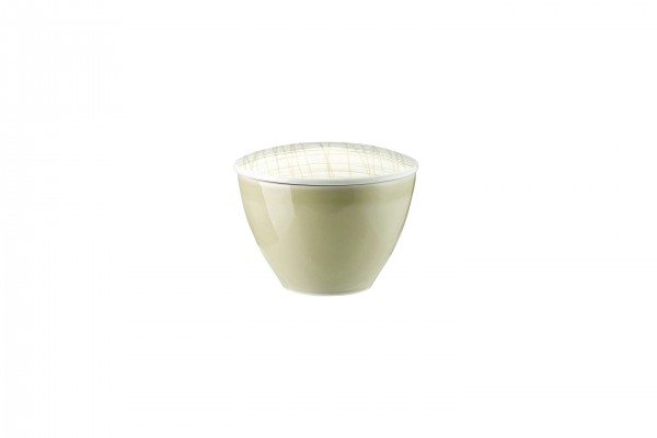 Rosenthal Mesh Line Cream - Zuckerdose