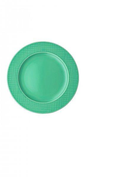 Rosenthal Mesh Aqua - Teller flach 23 cm /Fahne