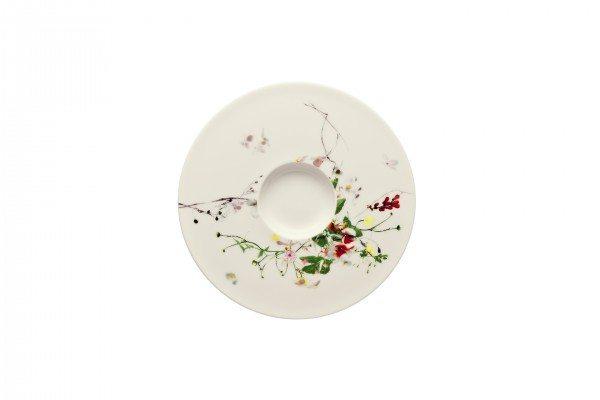 Rosenthal Brillance Fleur Sauvage - Tee-/Cappuccino Unt.
