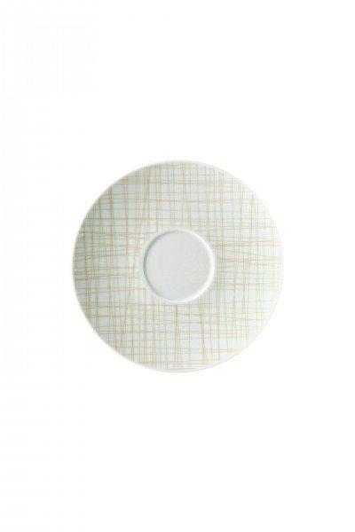 Rosenthal Mesh Line Cream - Suppen-Untertasse