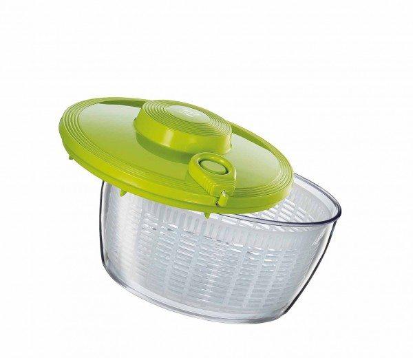 Küchenprofi - Salatschleuder grün