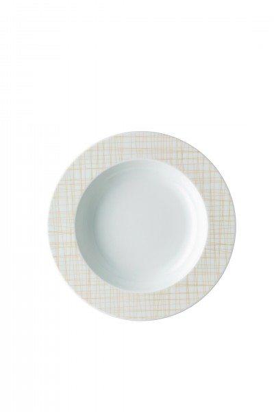 Rosenthal Mesh Line Cream - Teller tief 23 cm/Fa