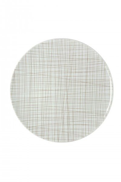 Rosenthal Mesh Line Walnut - Teller flach 30 cm