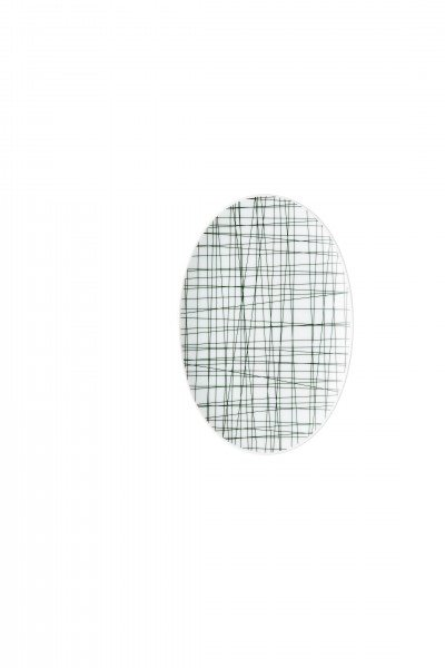 Rosenthal Mesh Line Forest - Platte 18 cm