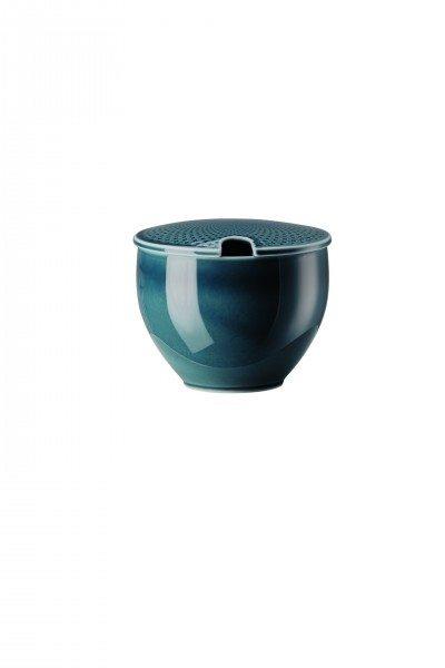 Rosenthal Junto Ocean Blue - Zuckerdose m.Einsch.