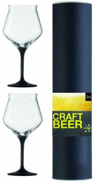 Eisch Craft Beer Experts - Craft Beer Kelch 203/12 BLACK